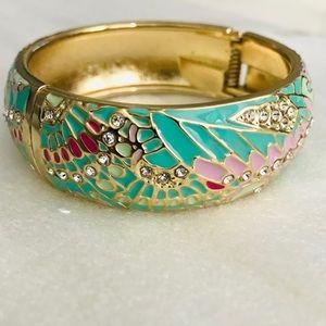 SEQUIN Nordstrom Enameled Bracelet Bangle